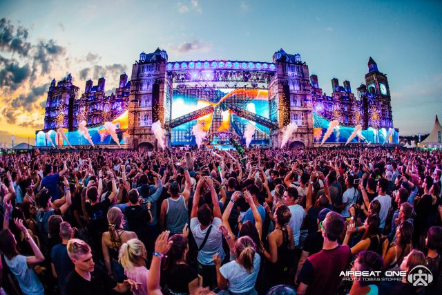 180.000 Fans feierten das Airbeat-One Festival 2018